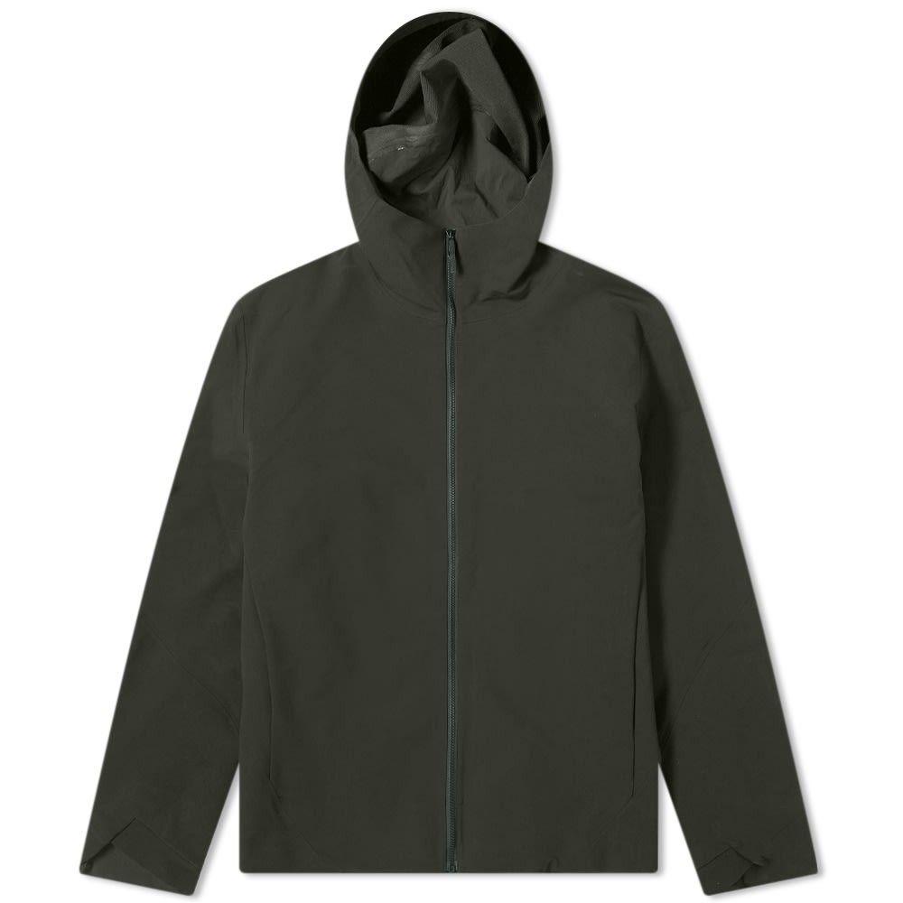 ヴェイランス Veilance メンズ ジャケット フード アウター【Isogon MX Hooded Jacket】Laver
