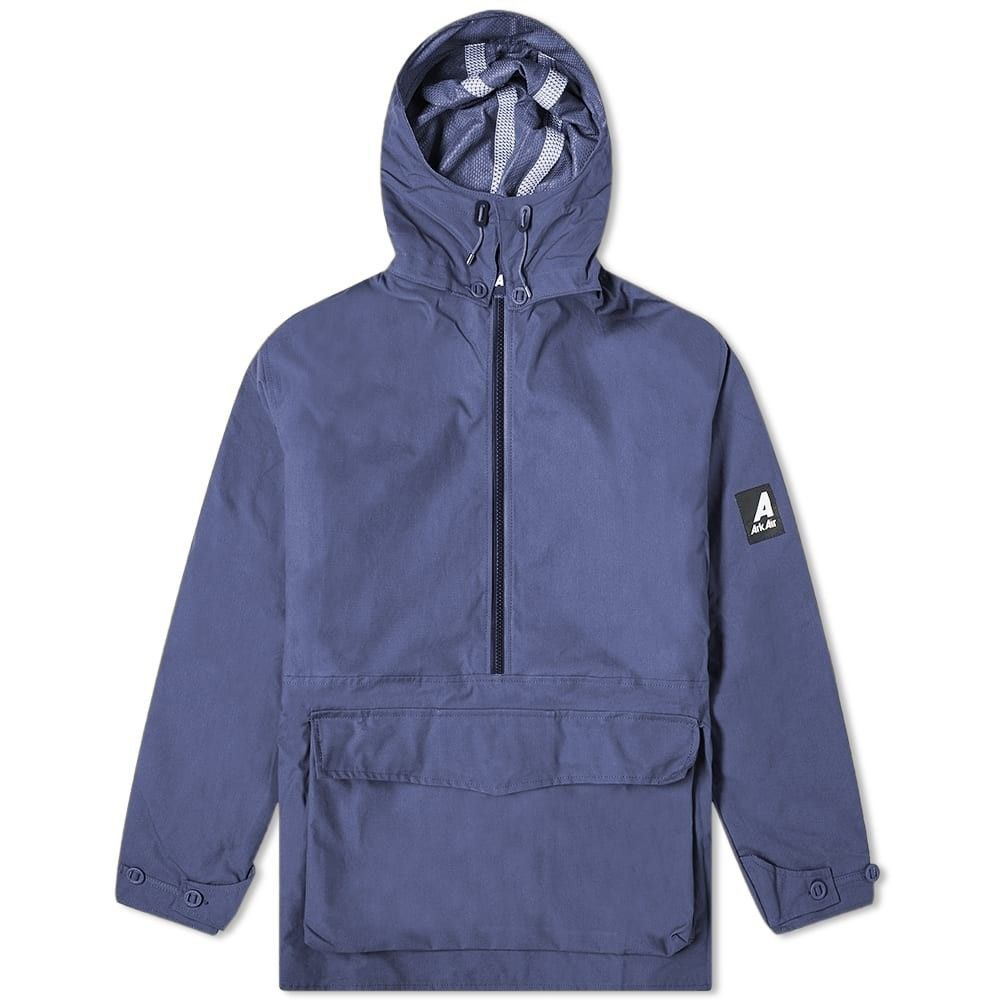 アークエアー Ark Air メンズ ジャケット フード アウター【Waterproof Hooded Mammoth Jacket】Urban Navy