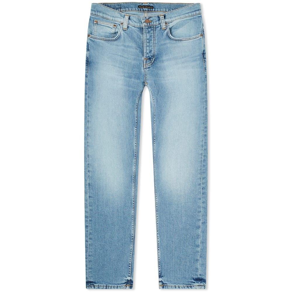 ヌーディージーンズ Nudie Jeans Co メンズ ジーンズ・デニム ボトムス・パンツ【Nudie Grim Tim Jean】Crispy Stone