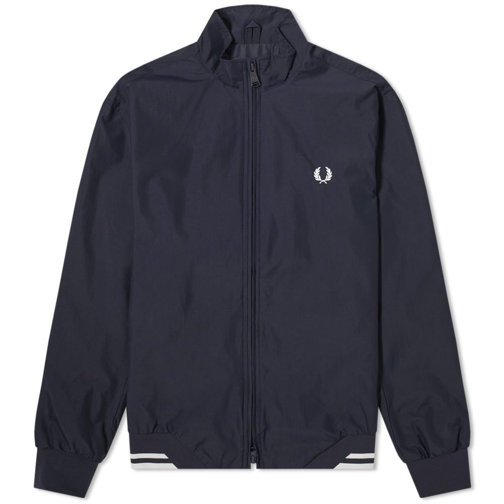 フレッドペリー Fred Perry Authentic メンズ ジャケット アウター【Twin Tipped Sports Jacket】Navy