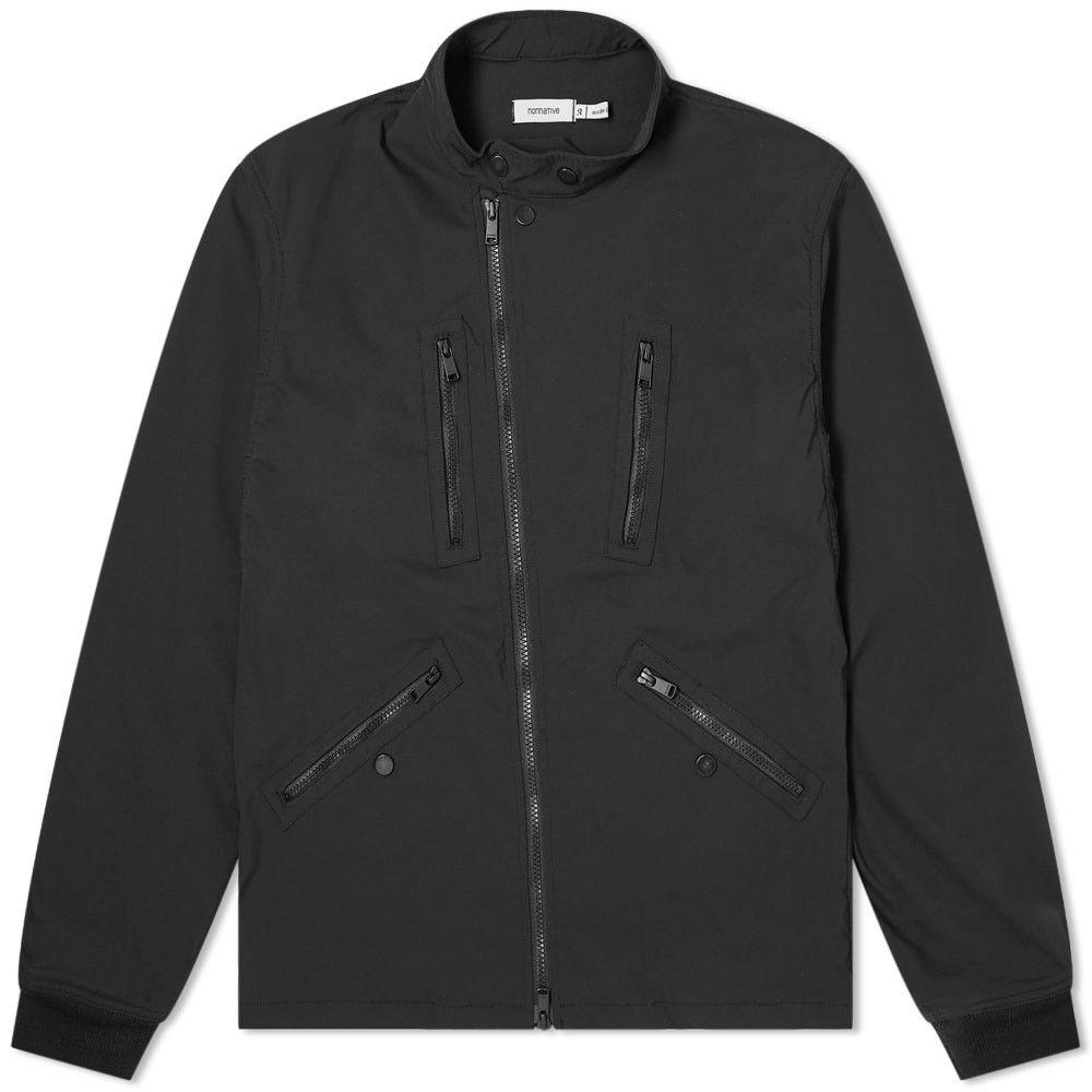 ノンネイティブ Nonnative メンズ ジャケット アウター【Rider Jacket】Black