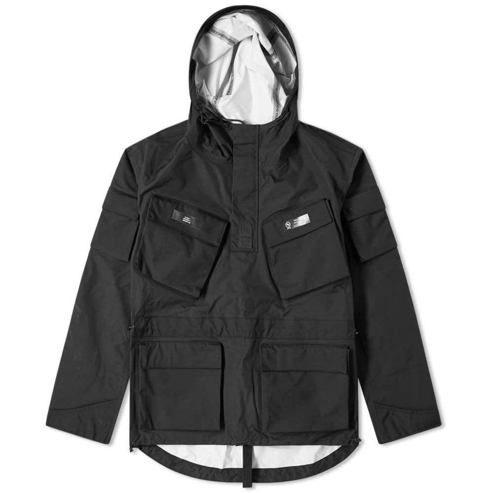 ネイバーフッド Neighborhood メンズ ジャケット アウター【WWP Jacket】Black