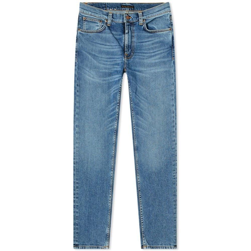 ヌーディージーンズ Nudie Jeans Co メンズ ジーンズ・デニム ボトムス・パンツ【Nudie Lean Dean Jean】Lost Orange