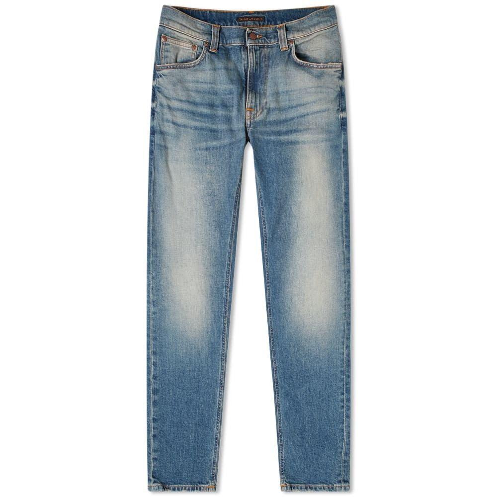ヌーディージーンズ Nudie Jeans Co メンズ ジーンズ・デニム ボトムス・パンツ【Nudie Lean Dean Jean】Classic Anthem