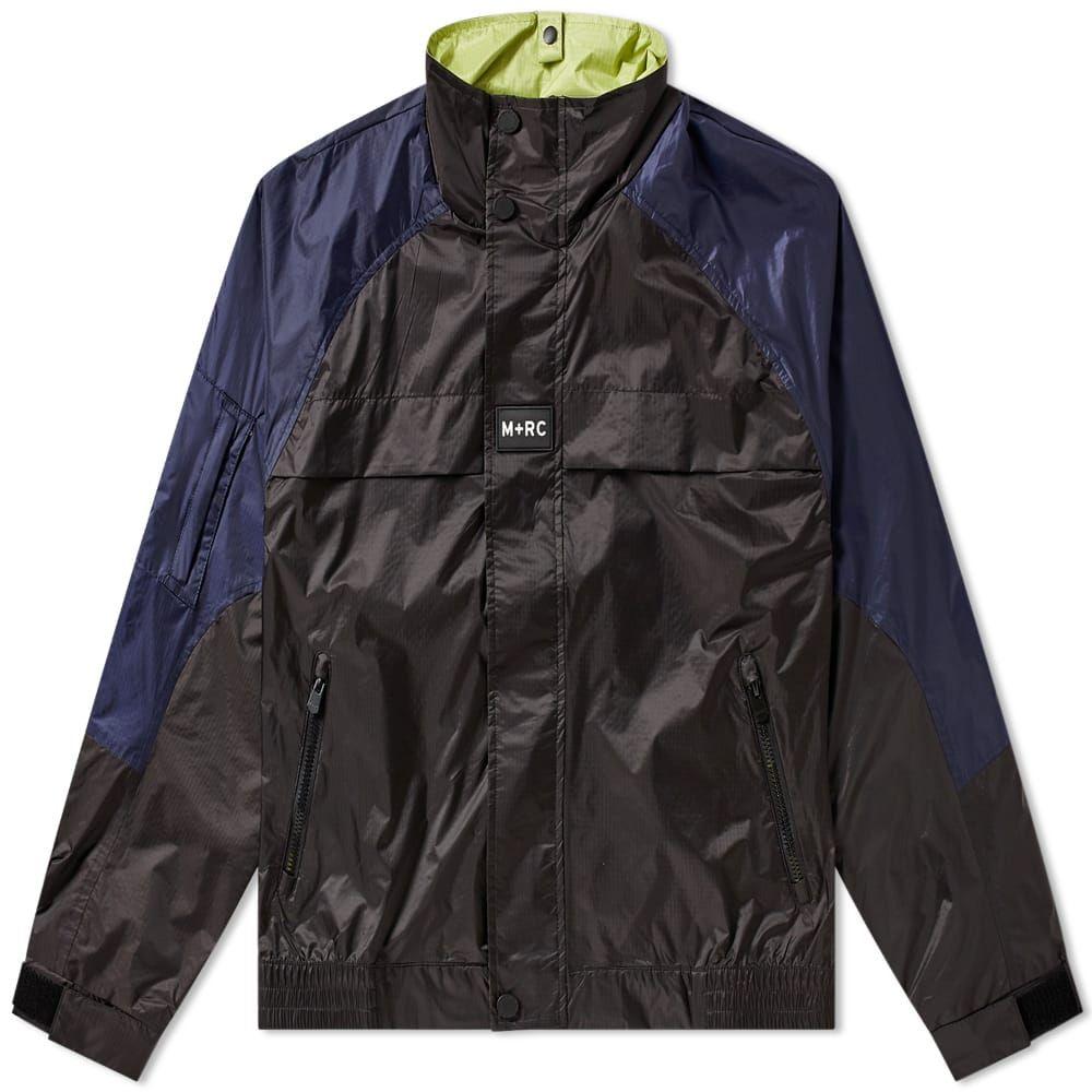 マルシェノア M+RC Noir メンズ ジャケット アウター【Block Jacket】Green