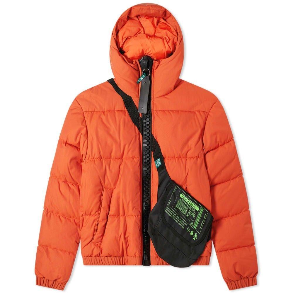 ミハラ ヤスヒロ Maison MIHARA YASUHIRO メンズ ジャケット アウター【Crossbody Bag Jacket】Orange