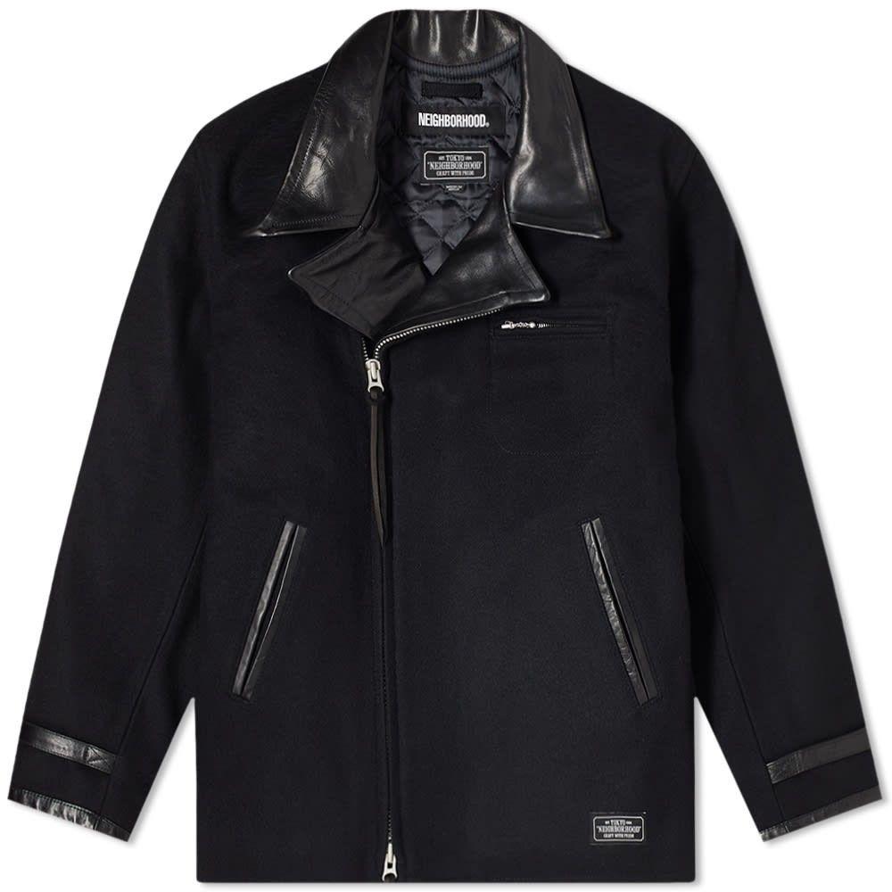 ネイバーフッド Neighborhood メンズ ジャケット アウター【Police Jacket】Black