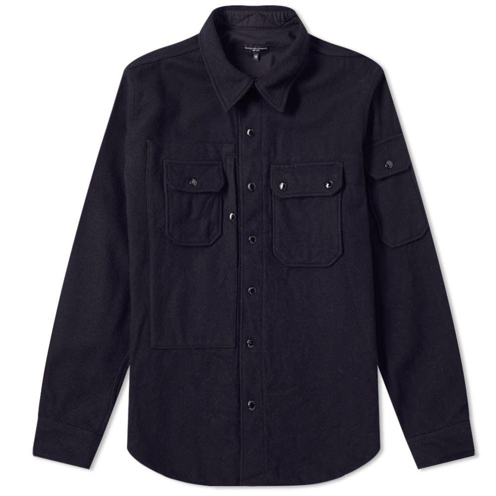 エンジニアードガーメンツ Engineered Garments メンズ ジャケット シャツジャケット アウター【Field Shirt Jacket】Dark Navy