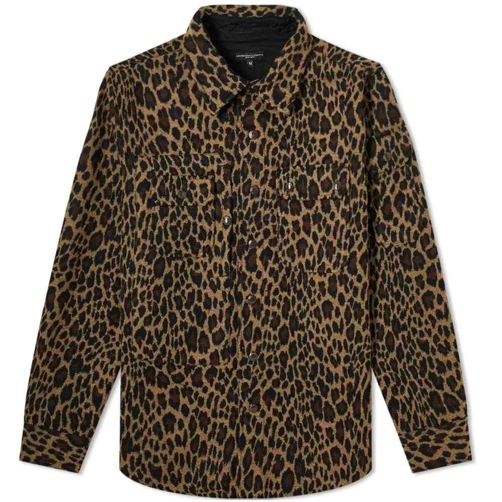 エンジニアードガーメンツ Engineered Garments メンズ ジャケット シャツジャケット アウター【Field Shirt Jacket】Brown