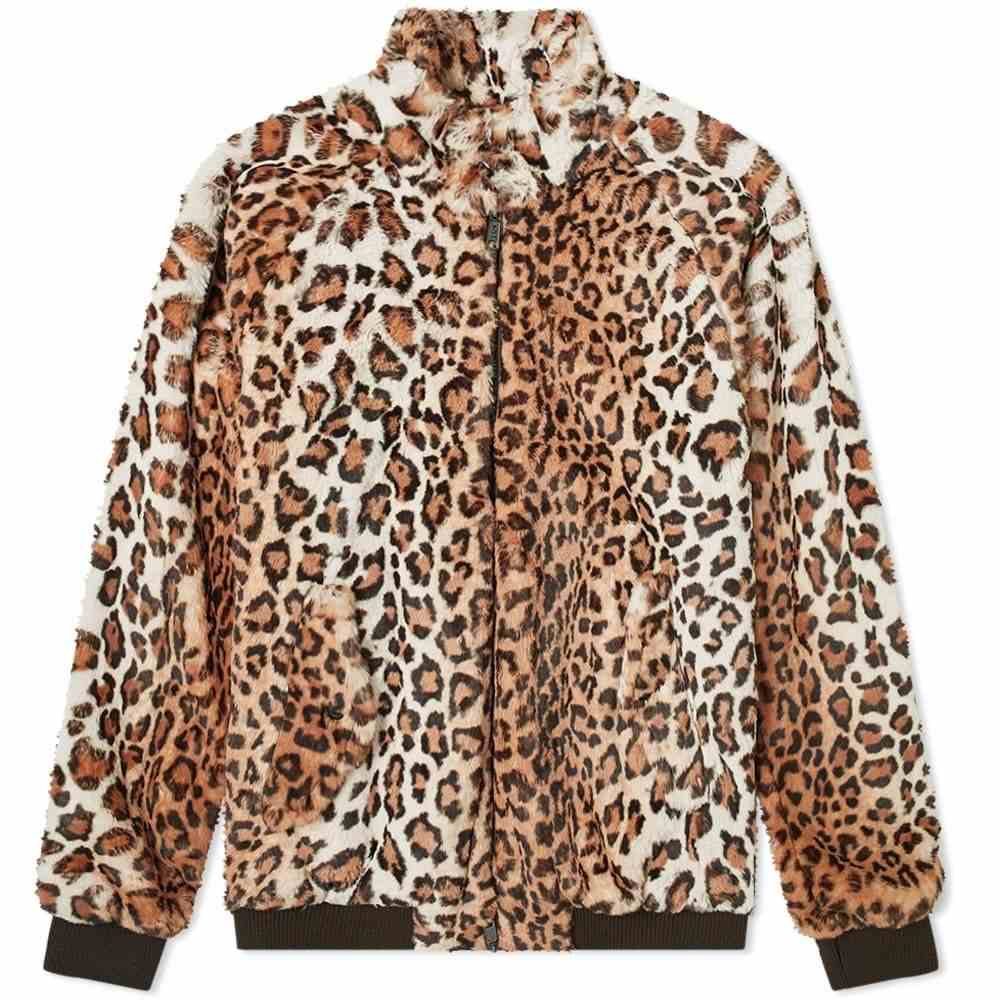 バラクータ Baracuta メンズ ジャケット アウター【x Engineered Garments G9 Animalier Jacket】Animal Print