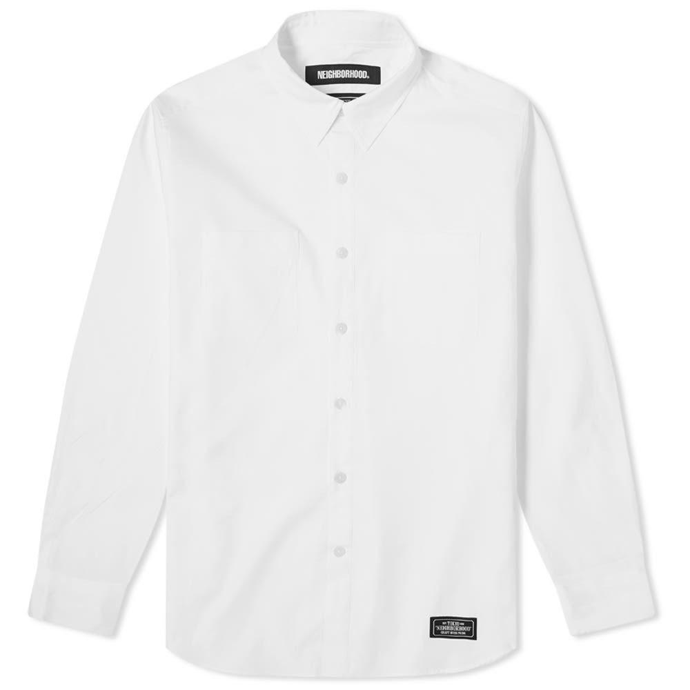 ネイバーフッド Neighborhood メンズ シャツ トップス【Trad Shirt】White