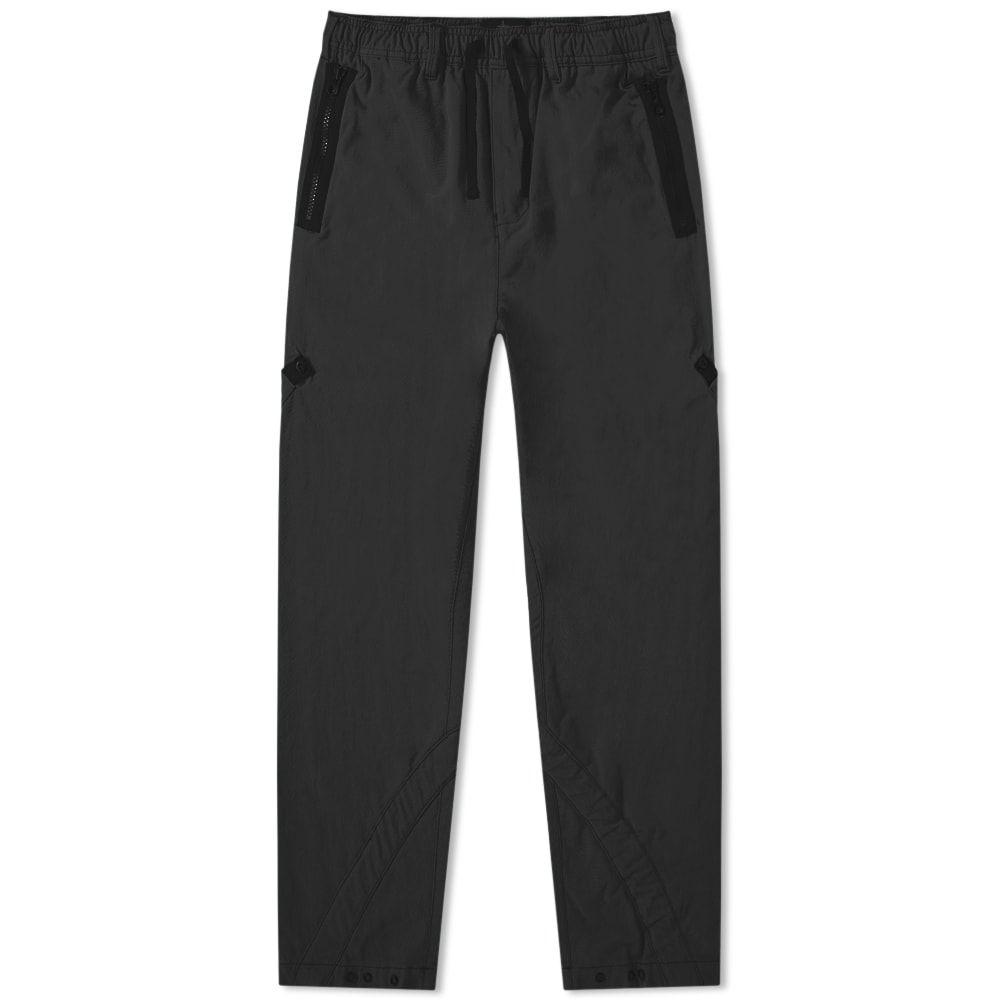 ストーンアイランド Stone Island Shadow Project メンズ スウェット・ジャージ ボトムス・パンツ【Hollowcore Zip Drawstring Pant】Black