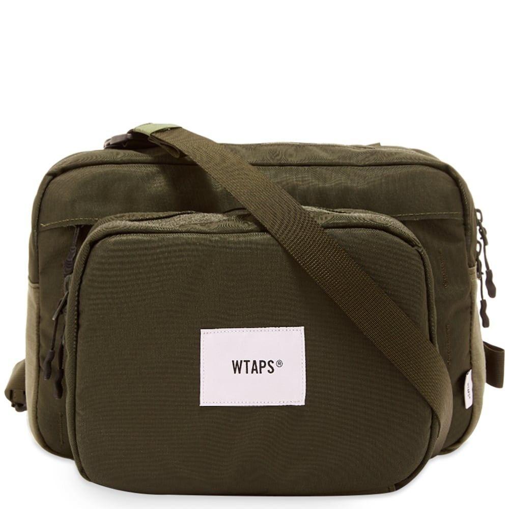 ダブルタップス WTAPS メンズ ショルダーバッグ バッグ【Bandreel Bag】Olive Drab