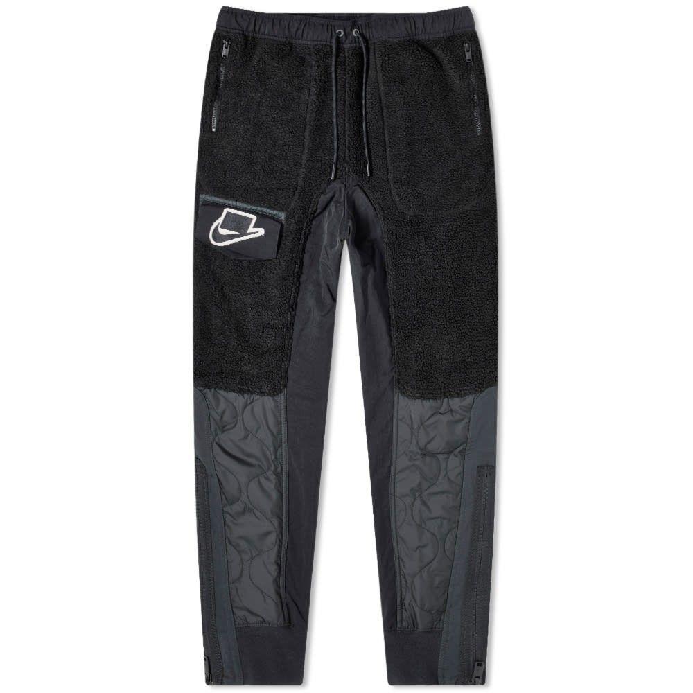 ナイキ Nike メンズ ジョガーパンツ ボトムス・パンツ【Sports Pack Fleece Jogger】Black/Off-Noir