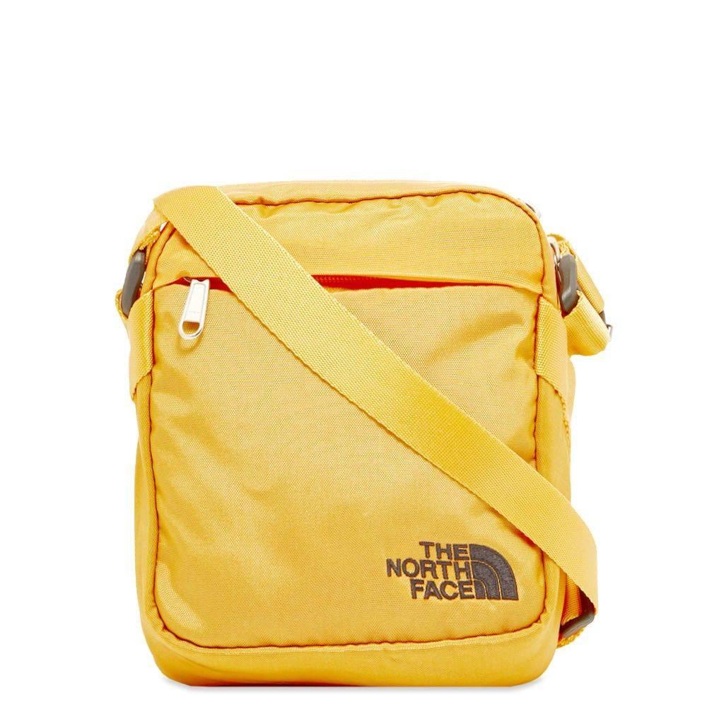 ザ ノースフェイス The North Face メンズ ショルダーバッグ バッグ【Convertible Shoulder Bag】Yellow/Black