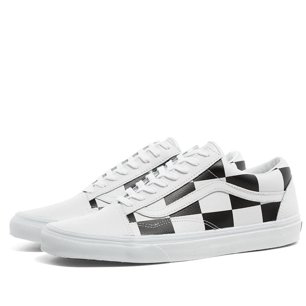 ヴァンズ Vans メンズ スニーカー シューズ・靴【UA Old Skool】True White/Black
