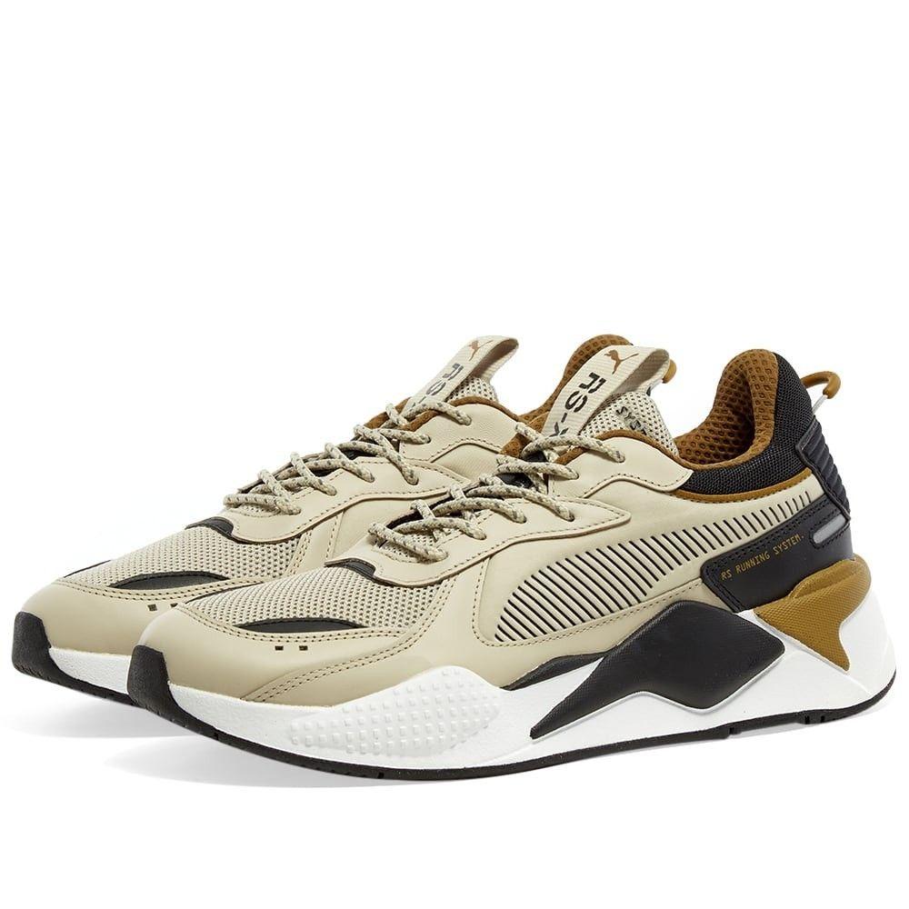 プーマ Puma メンズ スニーカー シューズ・靴【RS-X Core】Grey/Black