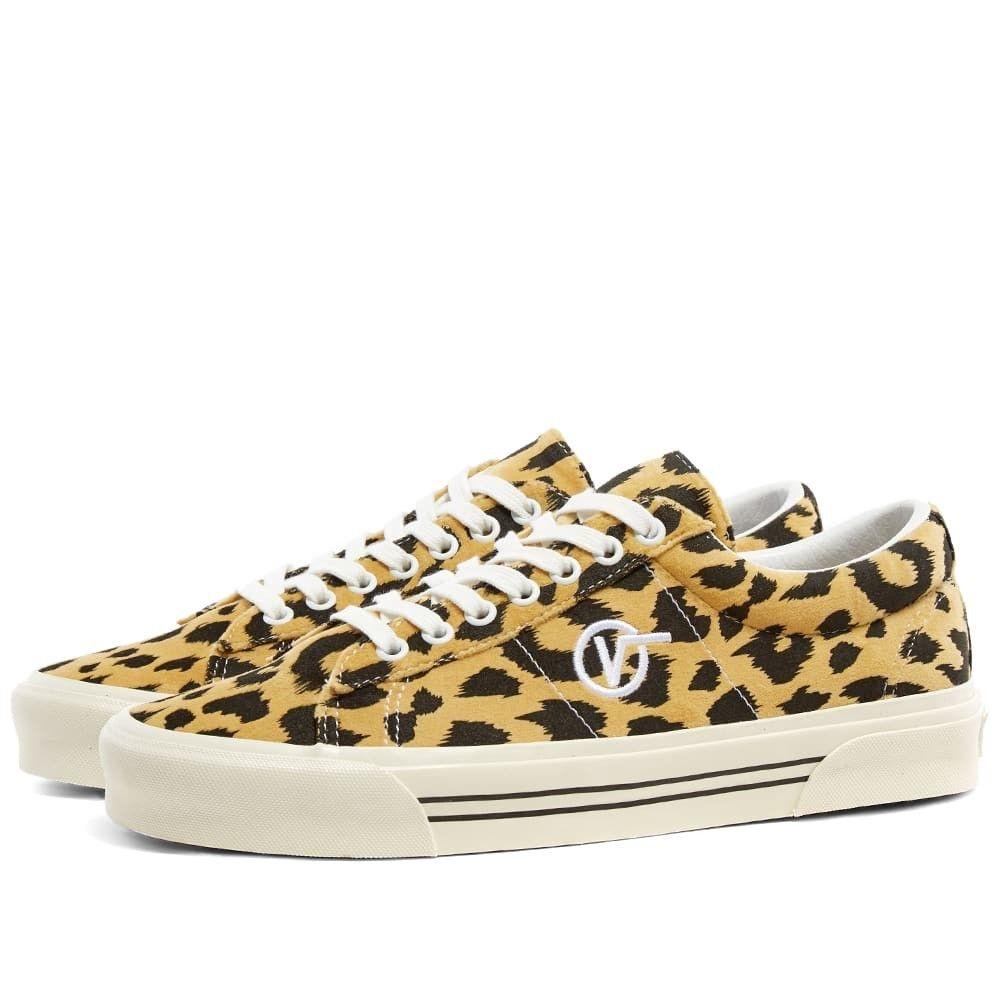 ヴァンズ Vans メンズ スニーカー シューズ・靴【UA SID DX】Leopard