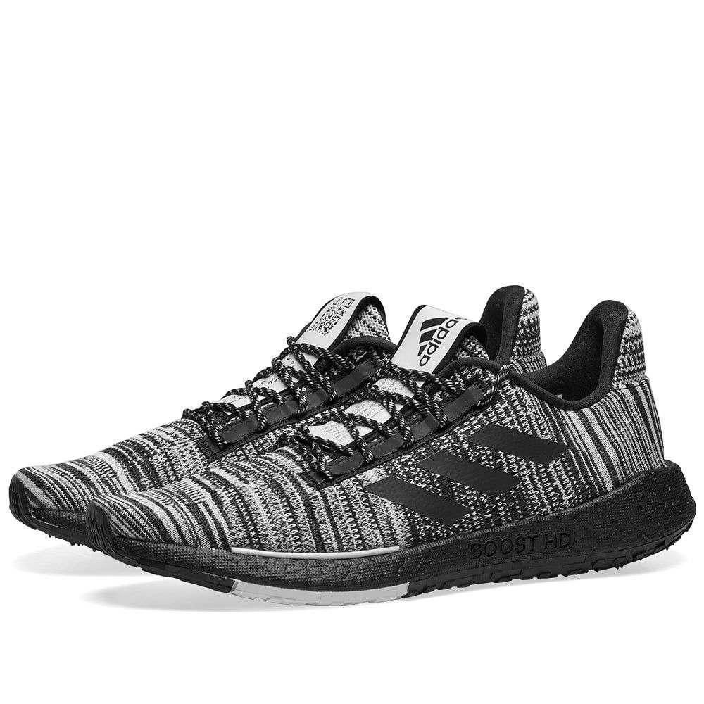 アディダス Adidas Consortium メンズ スニーカー ミッソーニ シューズ・靴【Adidas x Missoni Pulseboost HD】Black/White