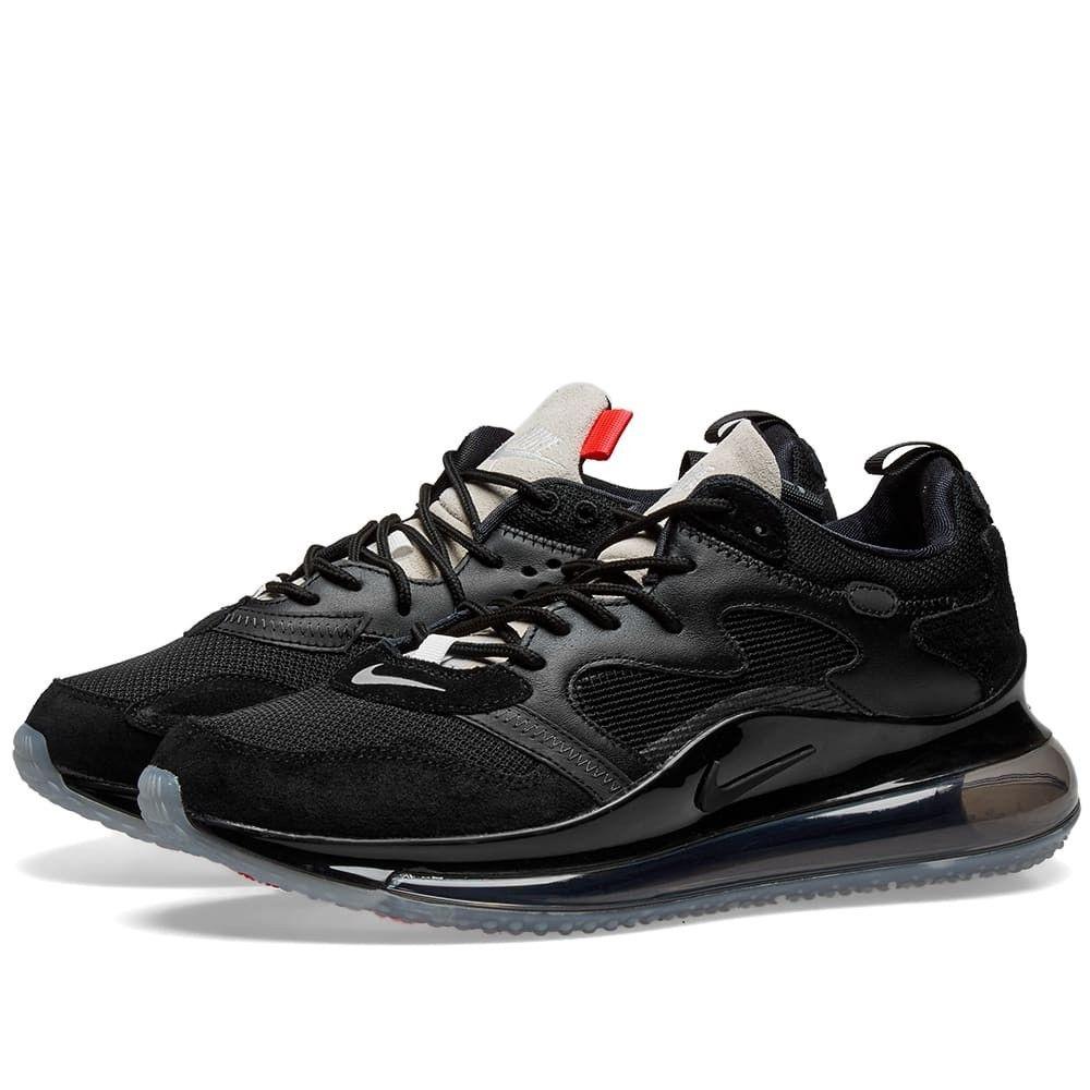 ナイキ Nike メンズ スニーカー エアマックス 720 シューズ・靴【x Odell Beckham Jr Air Max 720】Black/White/Red