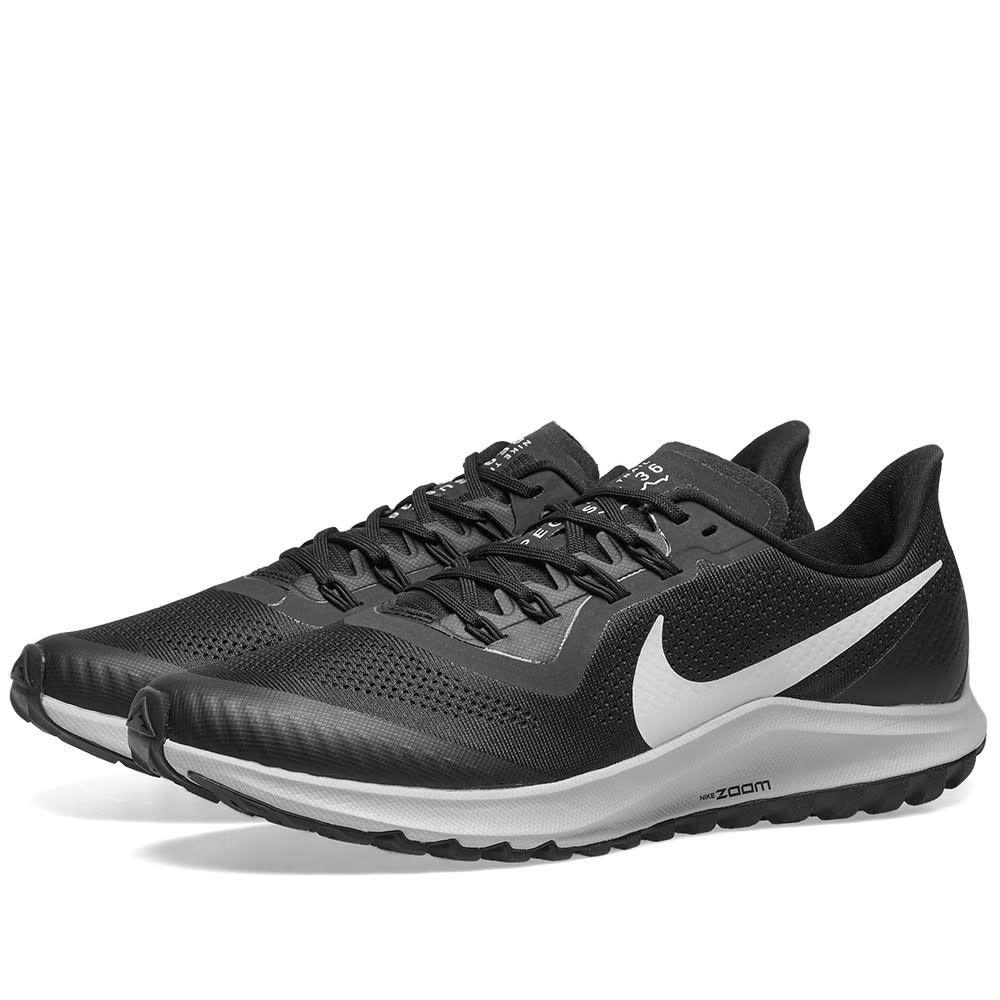 ナイキ Nike メンズ スニーカー エアズーム シューズ・靴【Air Zoom Pegasus 36 Trail】Oil Grey/Black/Wolf Grey