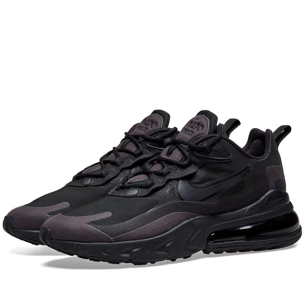 ナイキ Nike メンズ スニーカー エアマックス 270 シューズ・靴【Air Max 270 React】Black/Grey/White