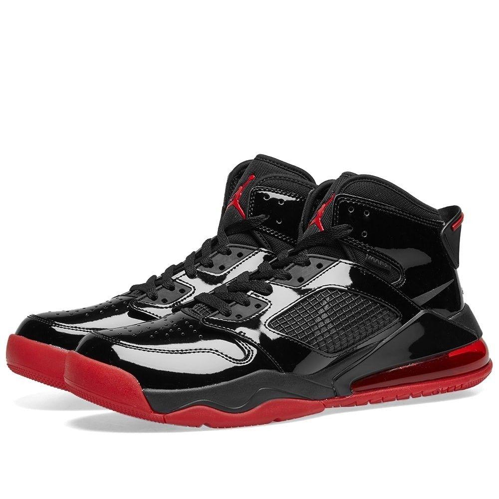 ナイキ ジョーダン Nike Jordan メンズ スニーカー シューズ・靴【Air Jordan Mars 270】Black/Anthracite/Gym Red