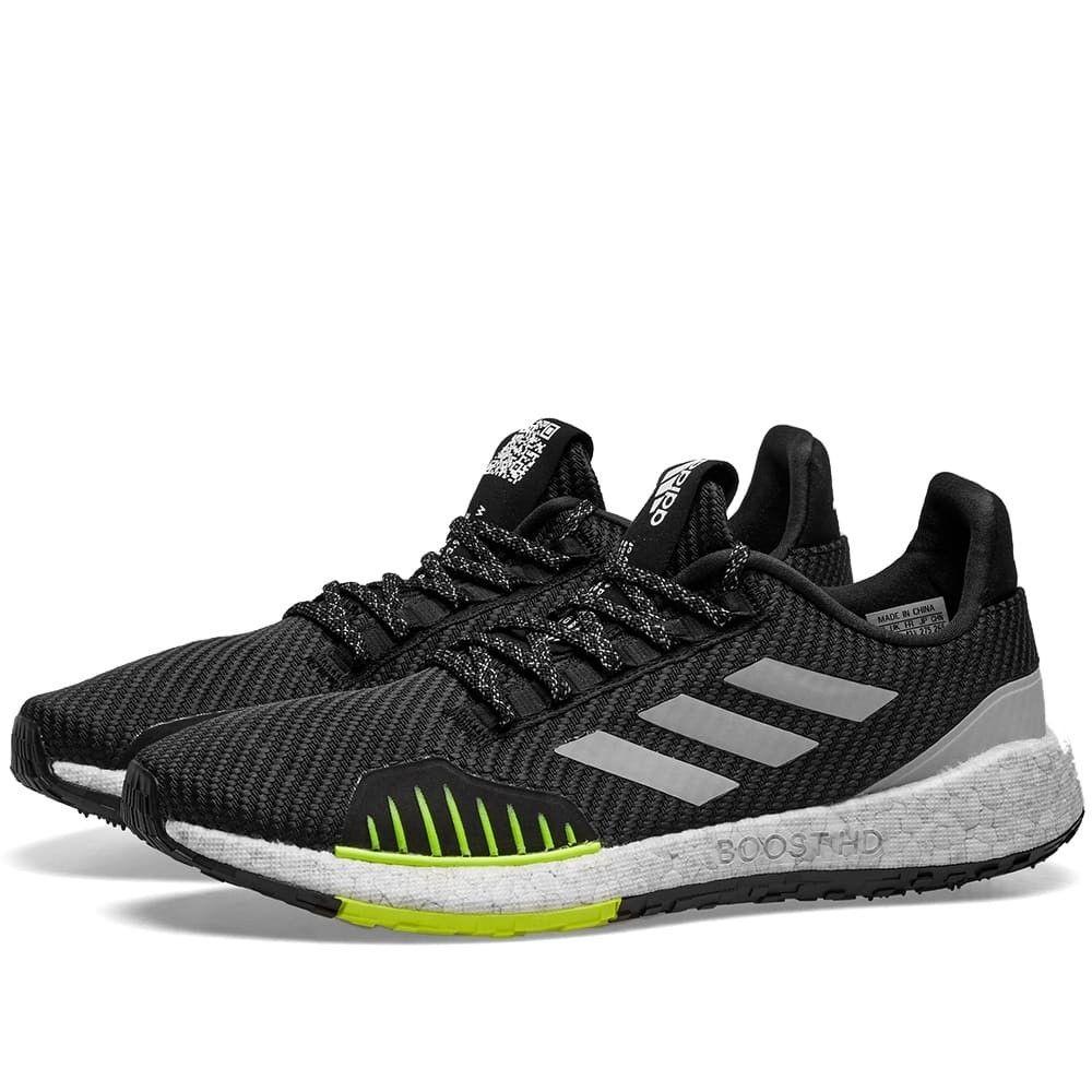 アディダス Adidas メンズ スニーカー シューズ・靴【Pulseboost HD Winter】Core Black