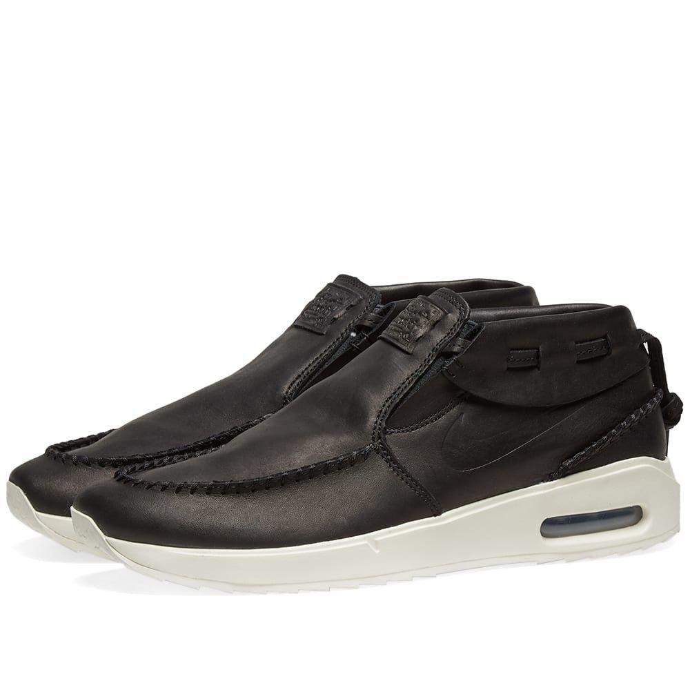 ナイキ Nike SB メンズ スニーカー エアマックス 2 シューズ・靴【Janoski Air Max 2 Moc】Black/Pale Ivory