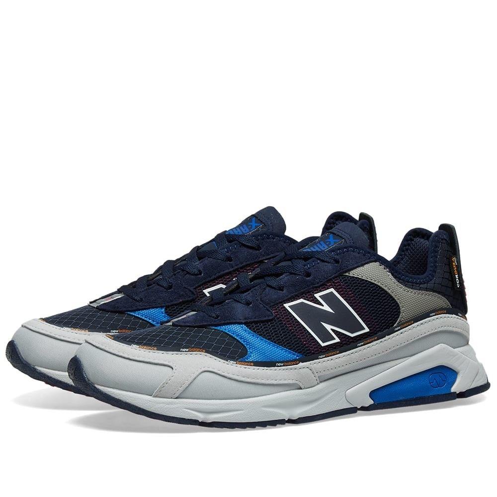 ニューバランス New Balance メンズ スニーカー シューズ・靴【MSXRCTRE】Navy/Blue