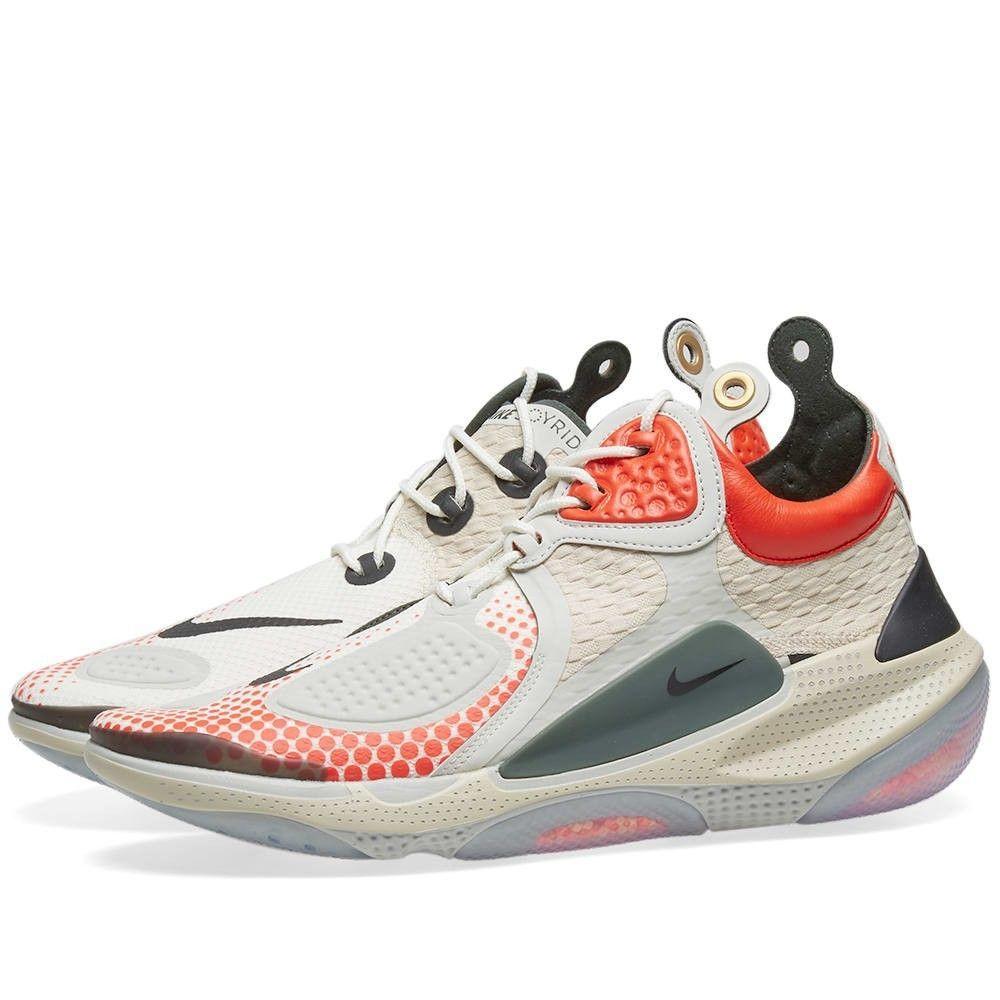 ナイキ Nike メンズ スニーカー シューズ・靴【Joyride CC3 Setter】Sail/Team Orange