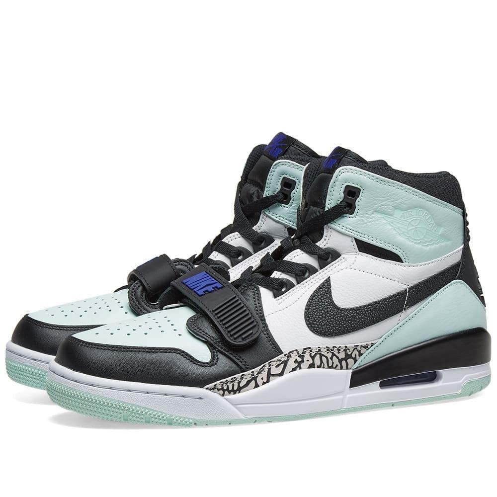 ナイキ ジョーダン Nike Jordan メンズ スニーカー シューズ・靴【Air Jordan Legacy 312】Black/Igloo/Concord