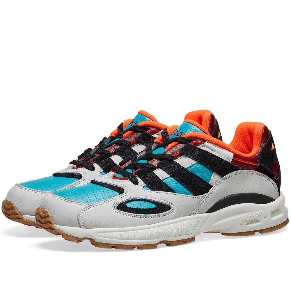 アディダス Adidas メンズ スニーカー シューズ・靴【LXCON 94】Chalk White