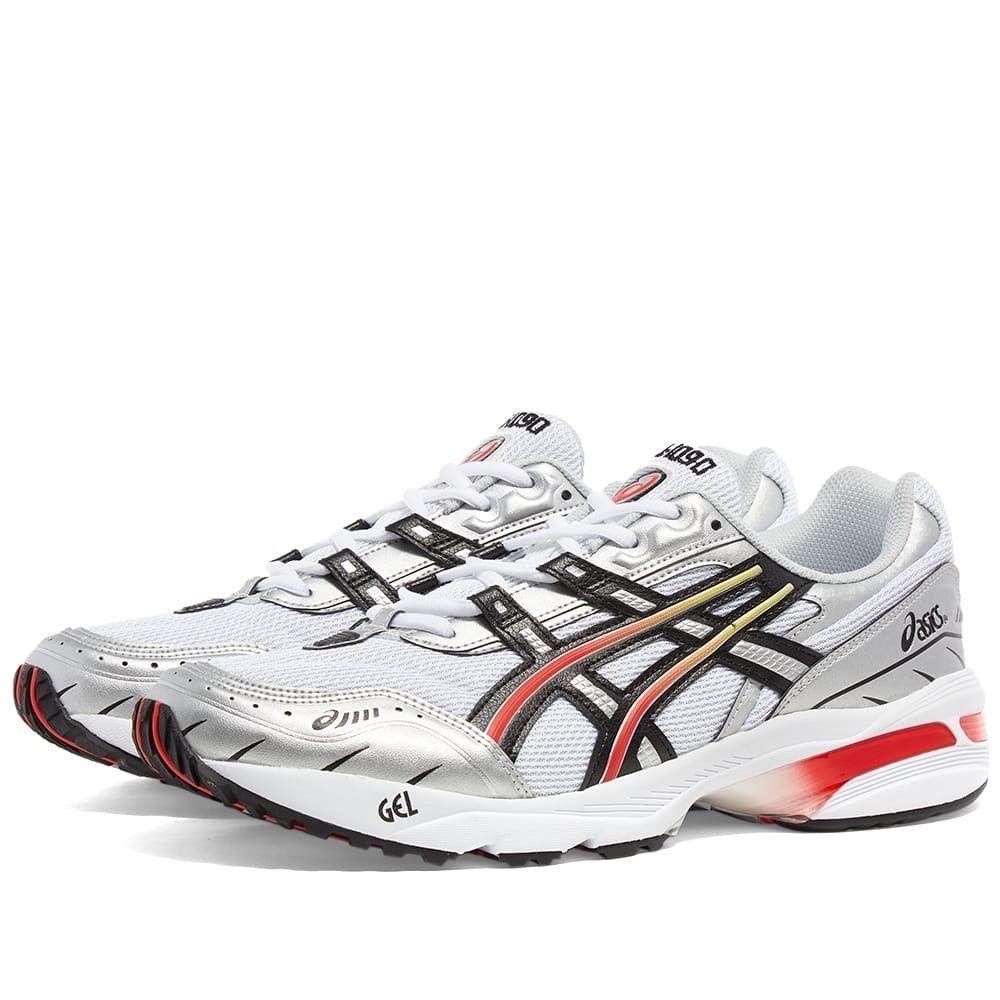 アシックス Asics メンズ スニーカー シューズ・靴【Gel 1090】White/Black