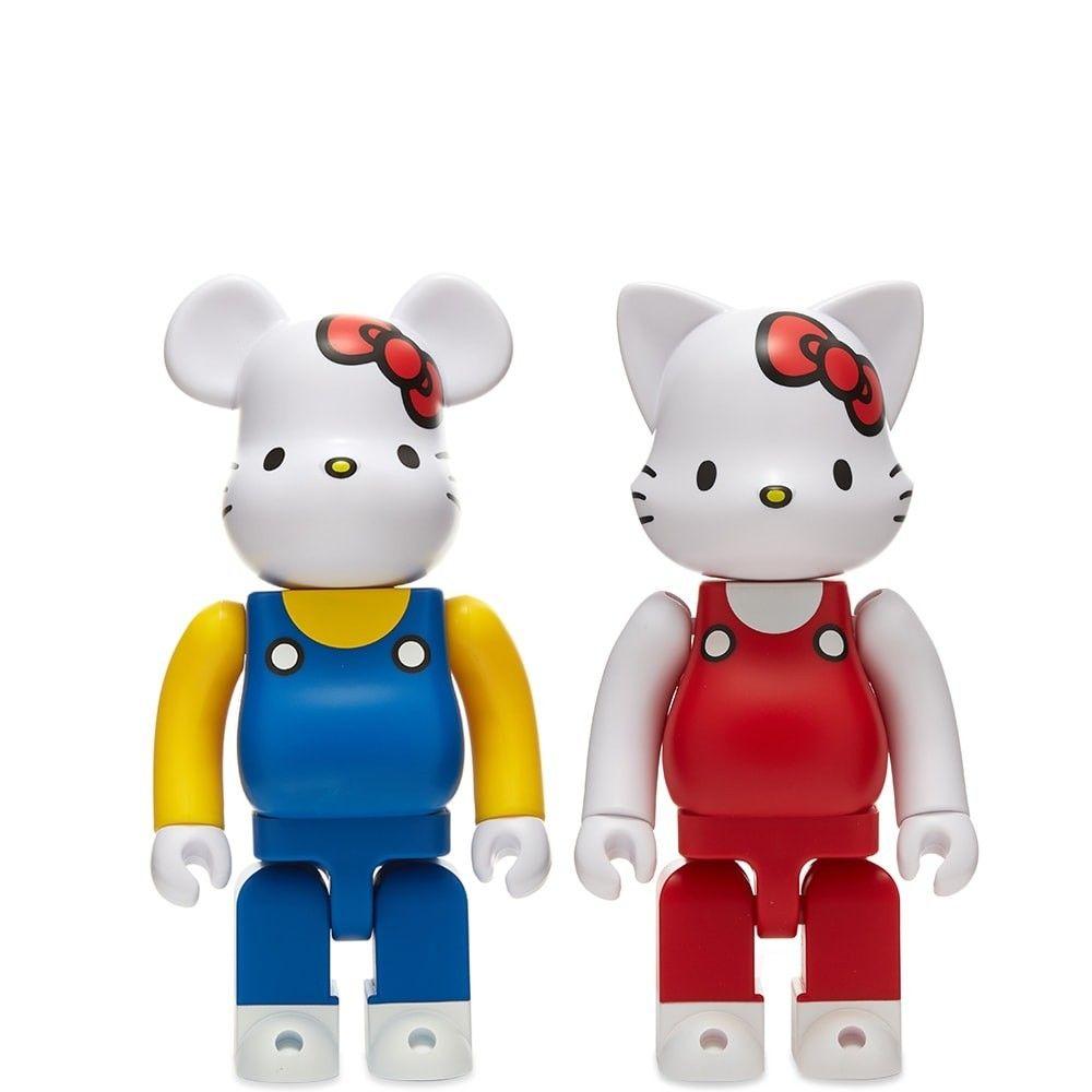 メディコム Medicom メンズ 雑貨 【x Hello Kitty NY Be@rbrick】Multi 100%