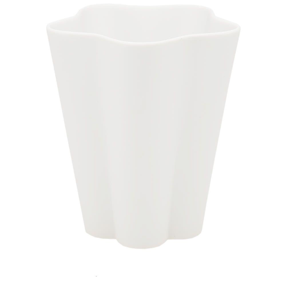 ヘイ HAY メンズ 雑貨 【Small Iris Vase】Off White