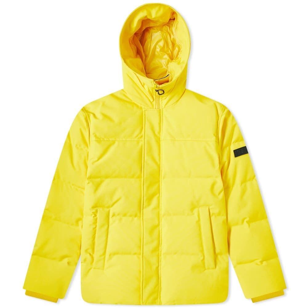 ケンゾー Kenzo メンズ ダウン・中綿ジャケット アウター【Short Down Jacket】Lemon