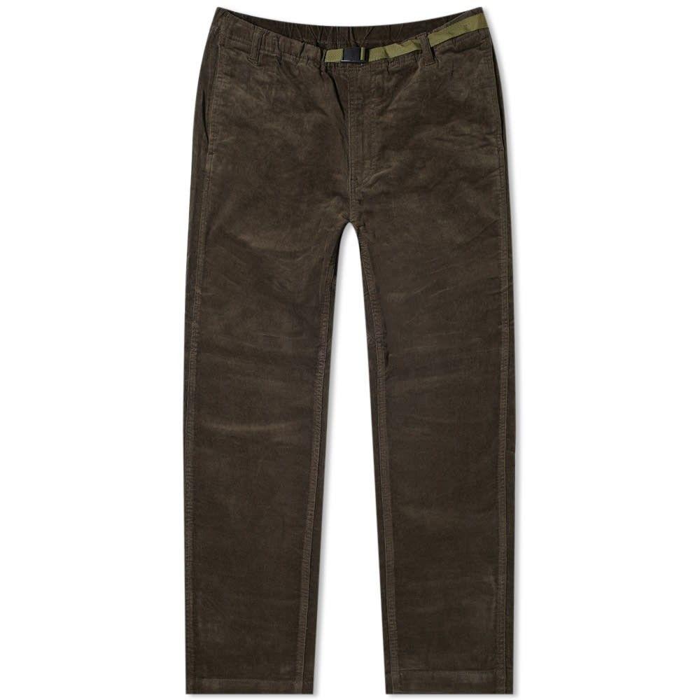 マナスタッシュ Manastash メンズ ボトムス・パンツ 【Cord Climbing Pant】Olive