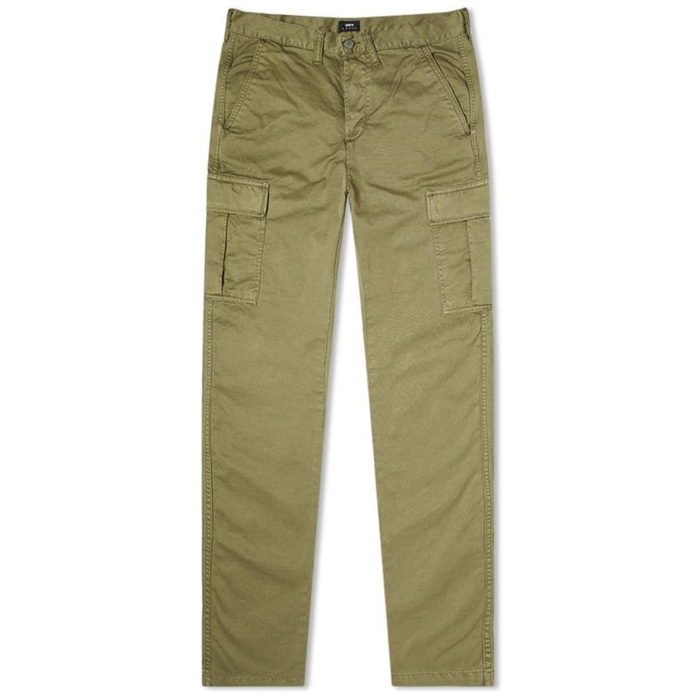 エドウィン Edwin メンズ チノパン ボトムス・パンツ【45 Combat Pant】Military Green