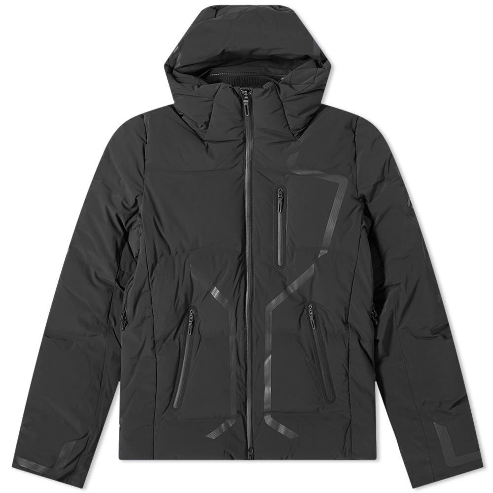 デサント オルテライン Descente Allterrain メンズ ダウン・中綿ジャケット アウター【Mizusawa Storm Down Jacket】Black