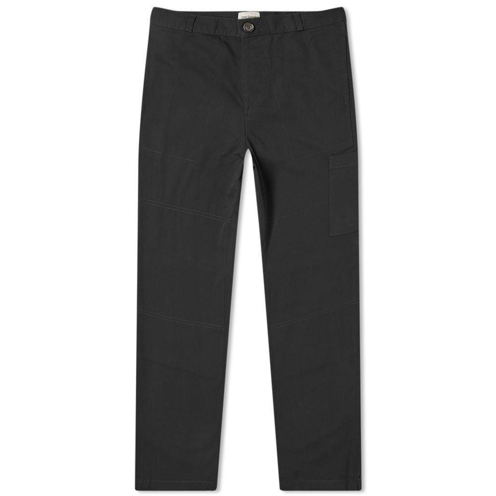 オリバー スペンサー Oliver Spencer メンズ ボトムス・パンツ 【Judo Pant】Black