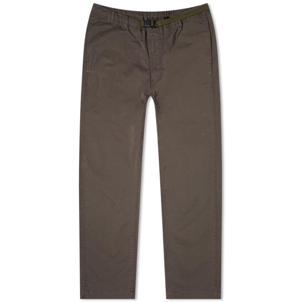 マナスタッシュ Manastash メンズ ボトムス・パンツ 【Climber Pant】Olive