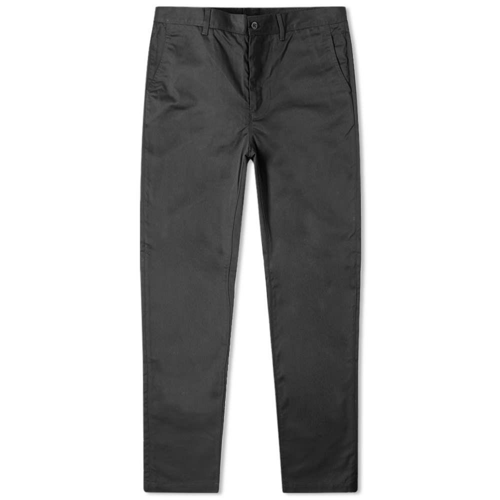 フレッドペリー Fred Perry Authentic メンズ ボトムス・パンツ 【Twill Trouser】Black