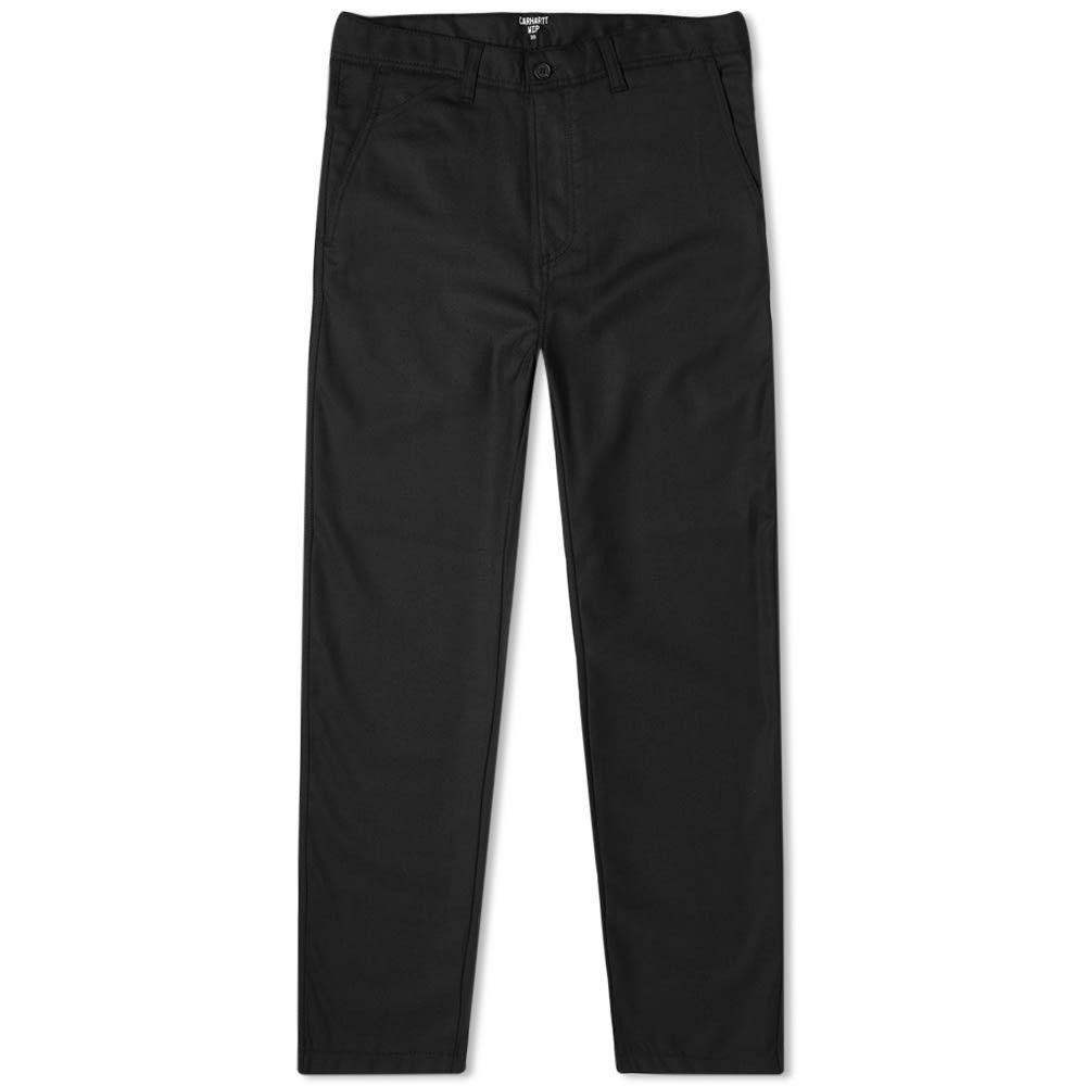 カーハート Carhartt WIP メンズ ボトムス・パンツ 【Menson Pant】Black
