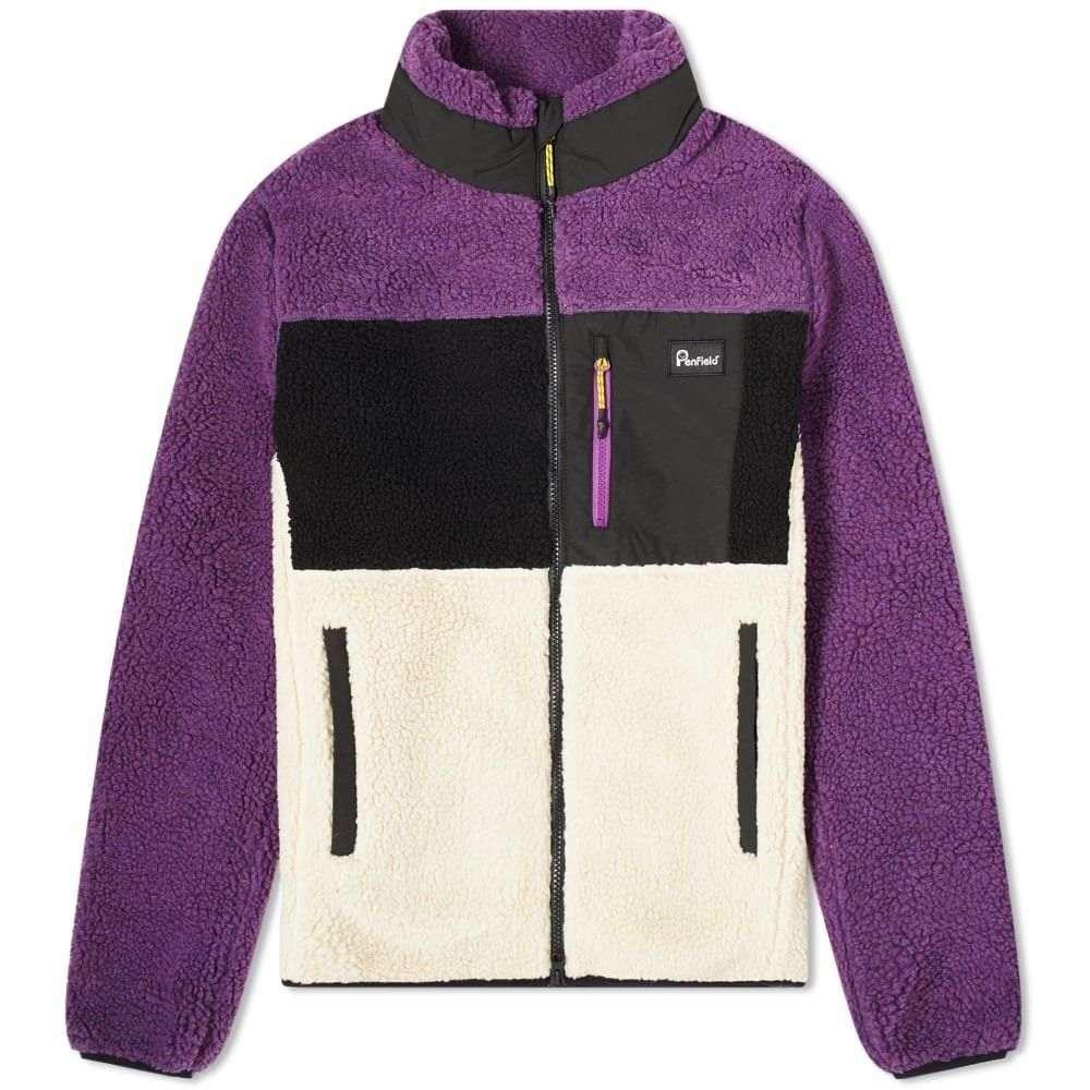 ペンフィールド Penfield メンズ フリース トップス【Mattawa Sherpa Fleece Jacket】Multi