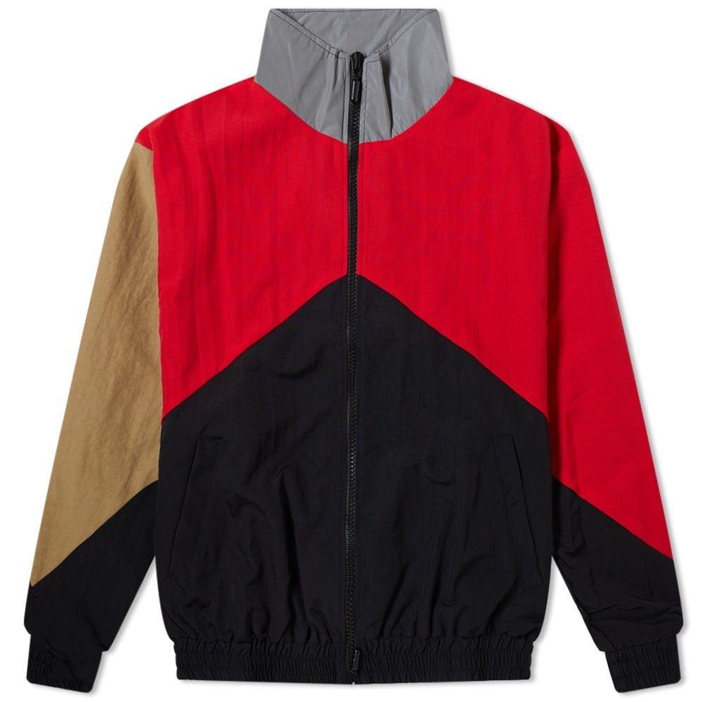 ルード Rhude メンズ ブルゾン フライトジャケット アウター【Flight Jacket】Red/Black/Tan