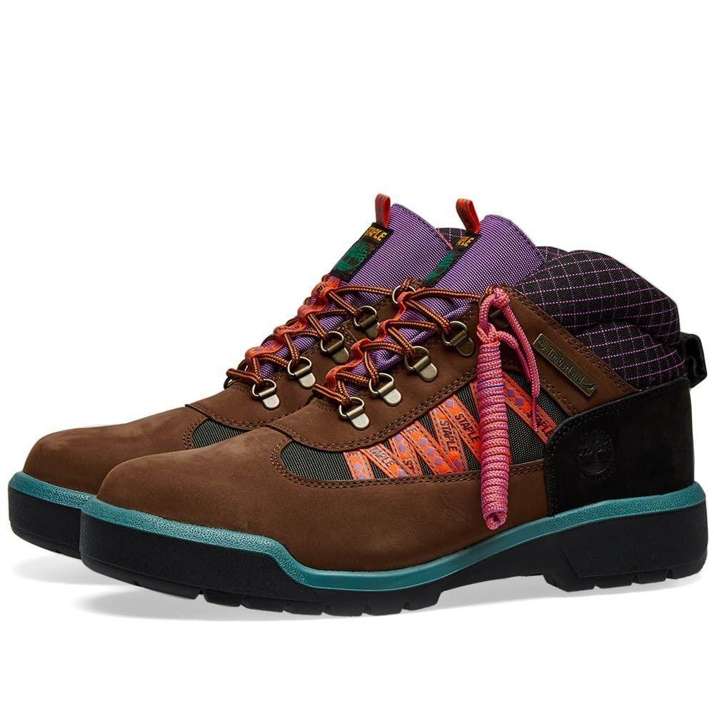 ティンバーランド Timberland メンズ ブーツ フィールドブーツ シューズ・靴【x Staple Field Boot】Brown