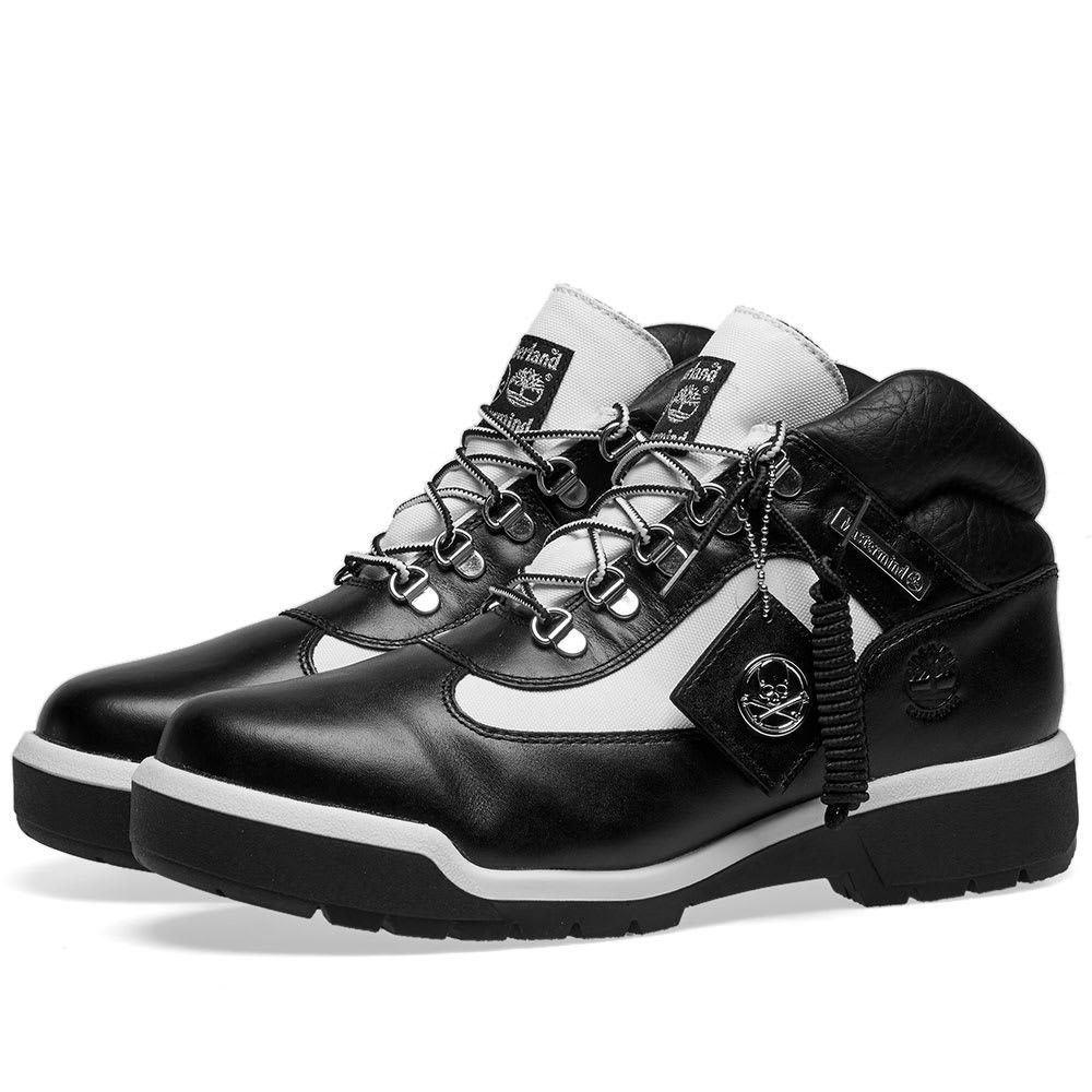ティンバーランド Timberland メンズ ブーツ フィールドブーツ シューズ・靴【x MASTERMIND WORLD Field Boot F/L WP】Black Nubuck