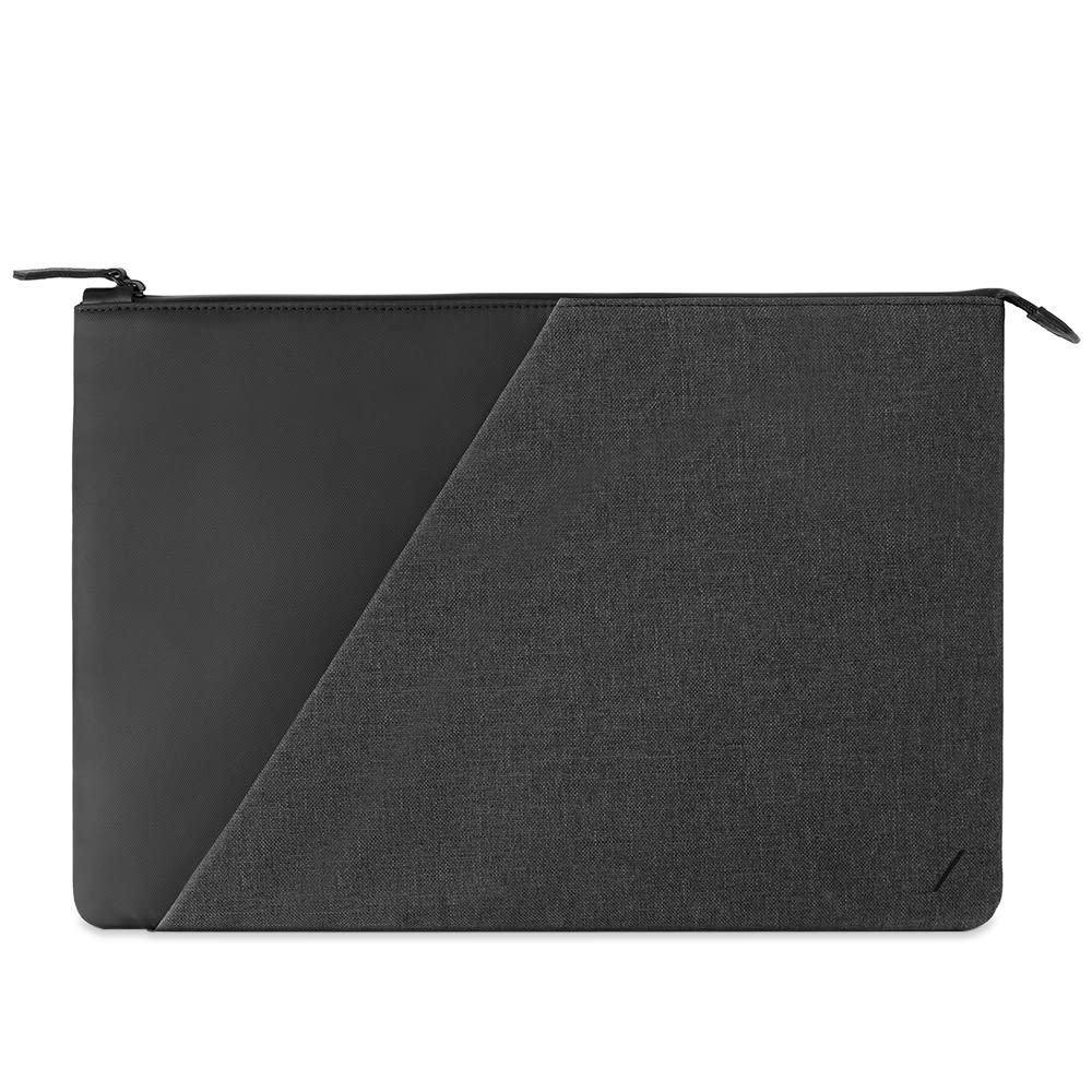 ネイティブユニオン メンズ バッグ パソコンバッグ Slate 【サイズ交換無料】 ネイティブユニオン Native Union メンズ パソコンバッグ マックブック バッグ【Stow Macbook Case Fabric Slate 15