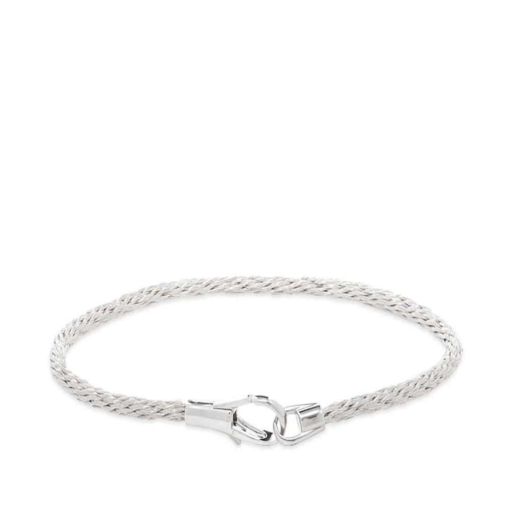 ミアンサイ Miansai メンズ ブレスレット ジュエリー・アクセサリー【Knox Cable Bracelet】Matte Silver